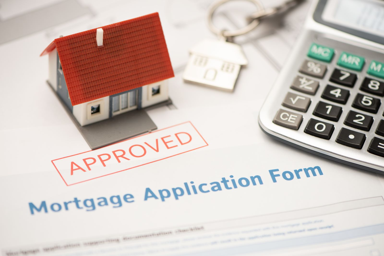 mortgage loan documents